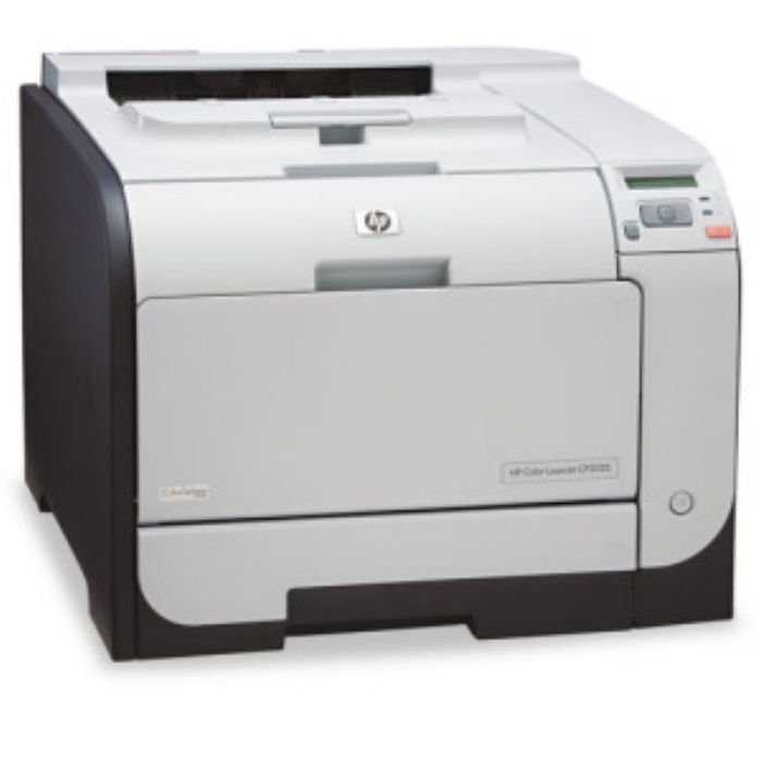HP ish Color LaserJet CP-2025DN Network Laser Printer (CB...