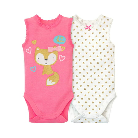 Walmart Baby Girl Clothes Interesting Newborn Baby Girl Mix 'n Match Short Sleeve Bodysuits 60pack