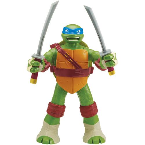 """Teenage Mutant Ninja Turtles 11"""" Head Droppin Leo"""