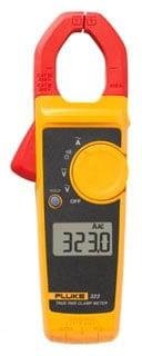 Fluke 323 True-RMS Clamp Meter by Fluke Corporation
