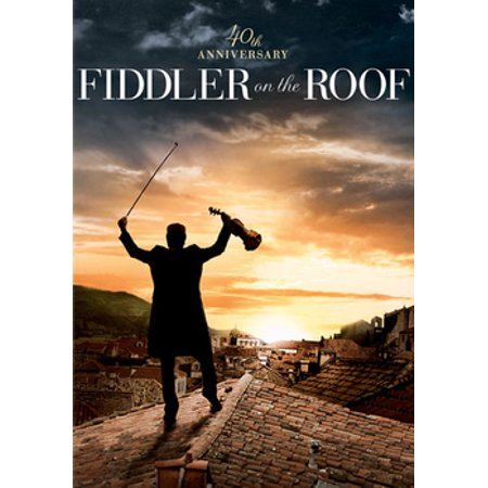 Fiddler on the Roof (DVD) (Sunrise Sunset Instrumental Fiddler On The Roof)