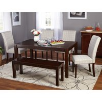 Axis 6 Piece Dining Table Set