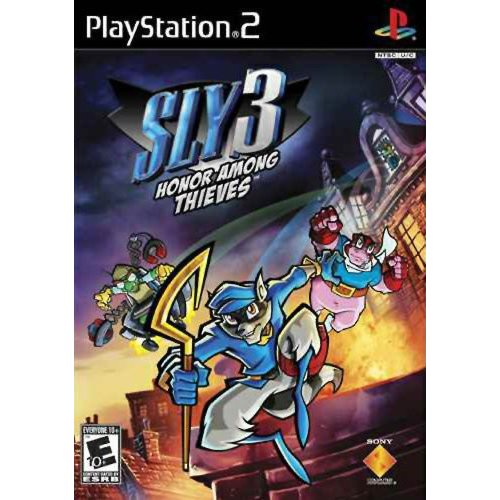 Sly 3: Honor Among Thieves - PlayStation 2