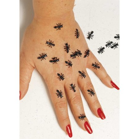 Creepy Ants (144 Pieces) Rubies - Creepy Costumes