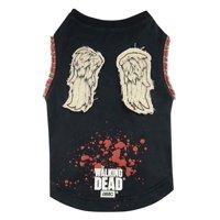 The Walking Dead Daryl Wings Dog Shirt