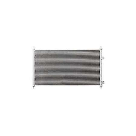 A-C Condenser - Pacific Best Inc. Fit/For 4729 94-97 Honda Accord (6Cy Only) 97-99 Acura 3.0 CL (Honda Fit Ac Only Works On High)