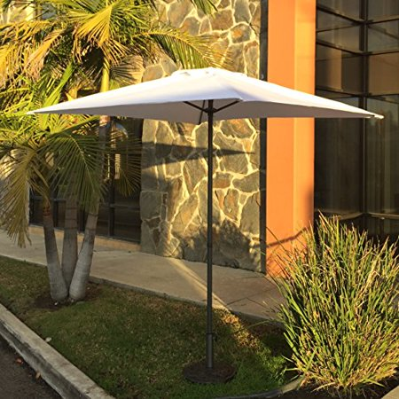 Easygoproducts Umbrella Base Heavy Duty Weighted Patio Umbrella