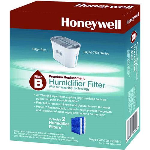 Honeywell Humidifier Filter B - HAC700
