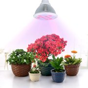 VicTsing 36W LED Plant Growing Lights, E27 LED Grow Light Bulb for Garden Greenhouse and Hydroponic Indoor Plants, 3 Bands Growing Combination