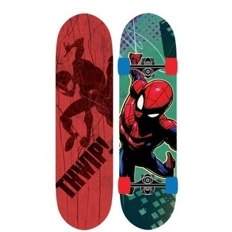 "Playwheels Spider-Man 28"" Complete Skateboard by Generic"