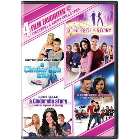Cinderella Movie List (4 Film Favorites: A Cinderella Story)