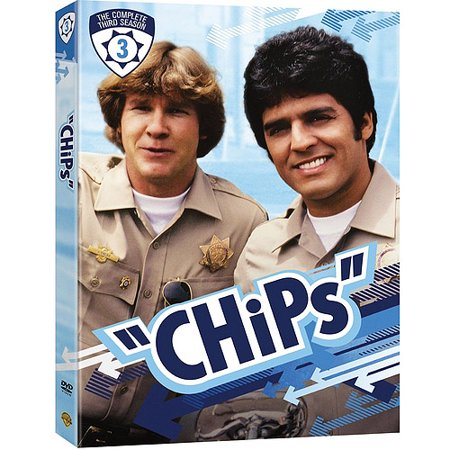 Chips  The Complete Third Season  Full Frame
