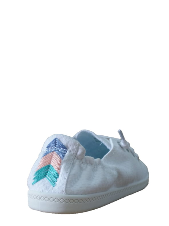 And Tru Scrunch Back Canvas Shoes