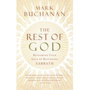 The Rest of God - eBook