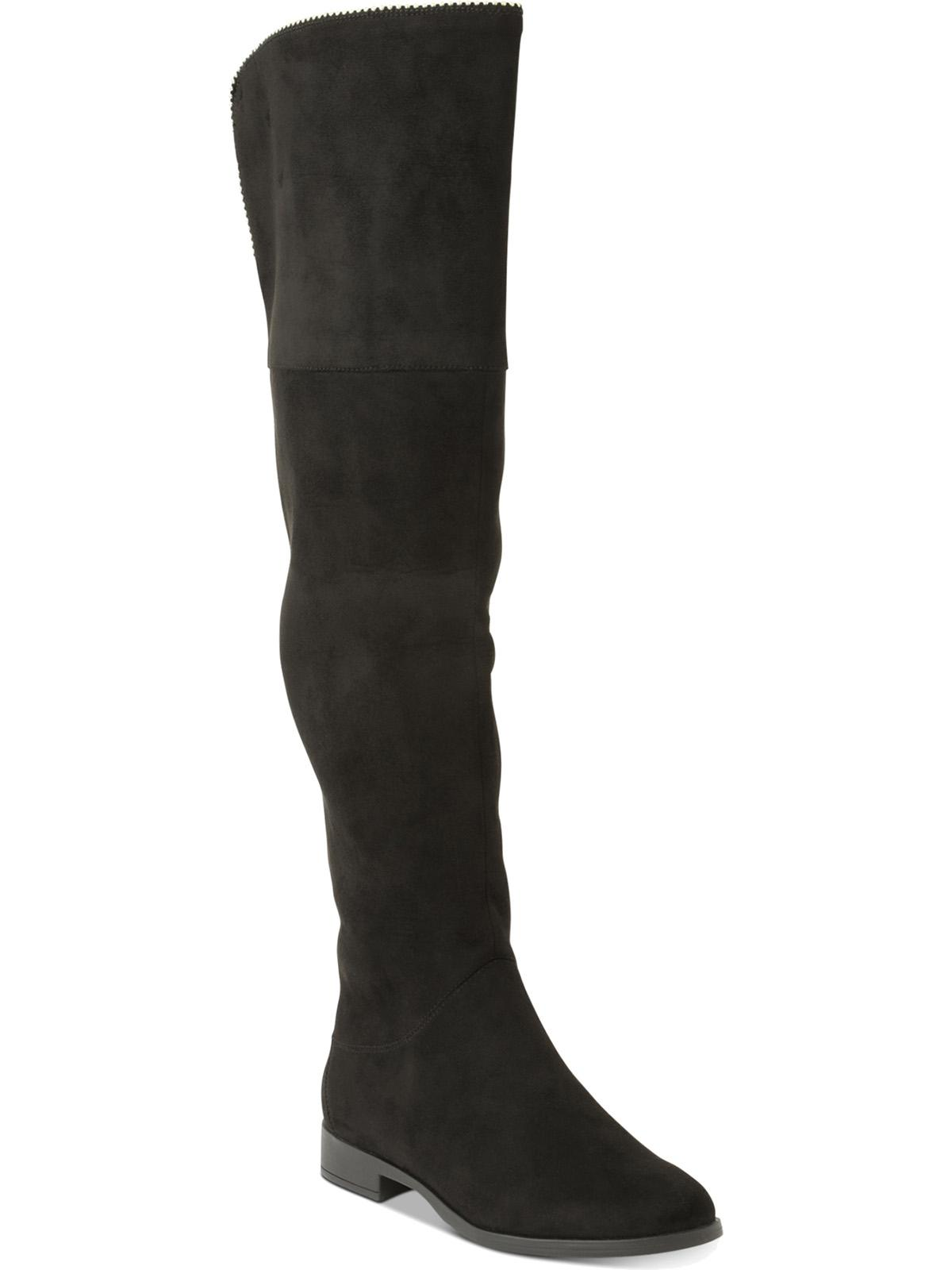 tall over the knee boots
