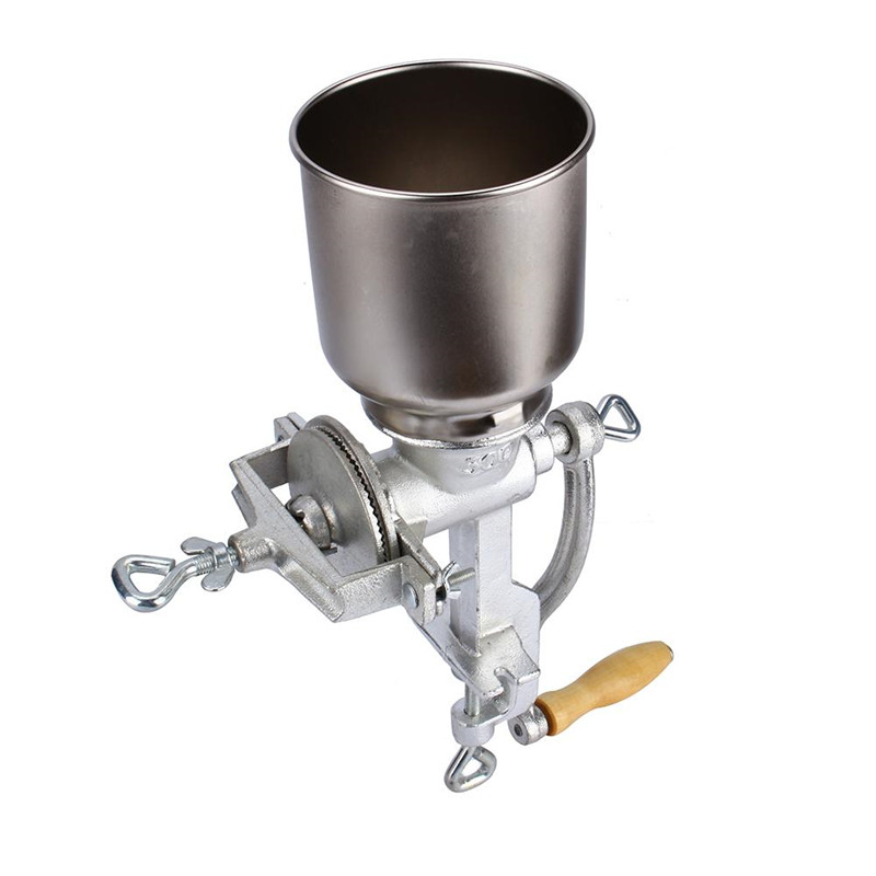 Anauto Grain Grinder Machine Corn Nut Flour Mill Kitchen Tool Equipment  Grind Soybean, Mill Grinder, Grain Mill, Nuts, Multigrain   Walmart.com