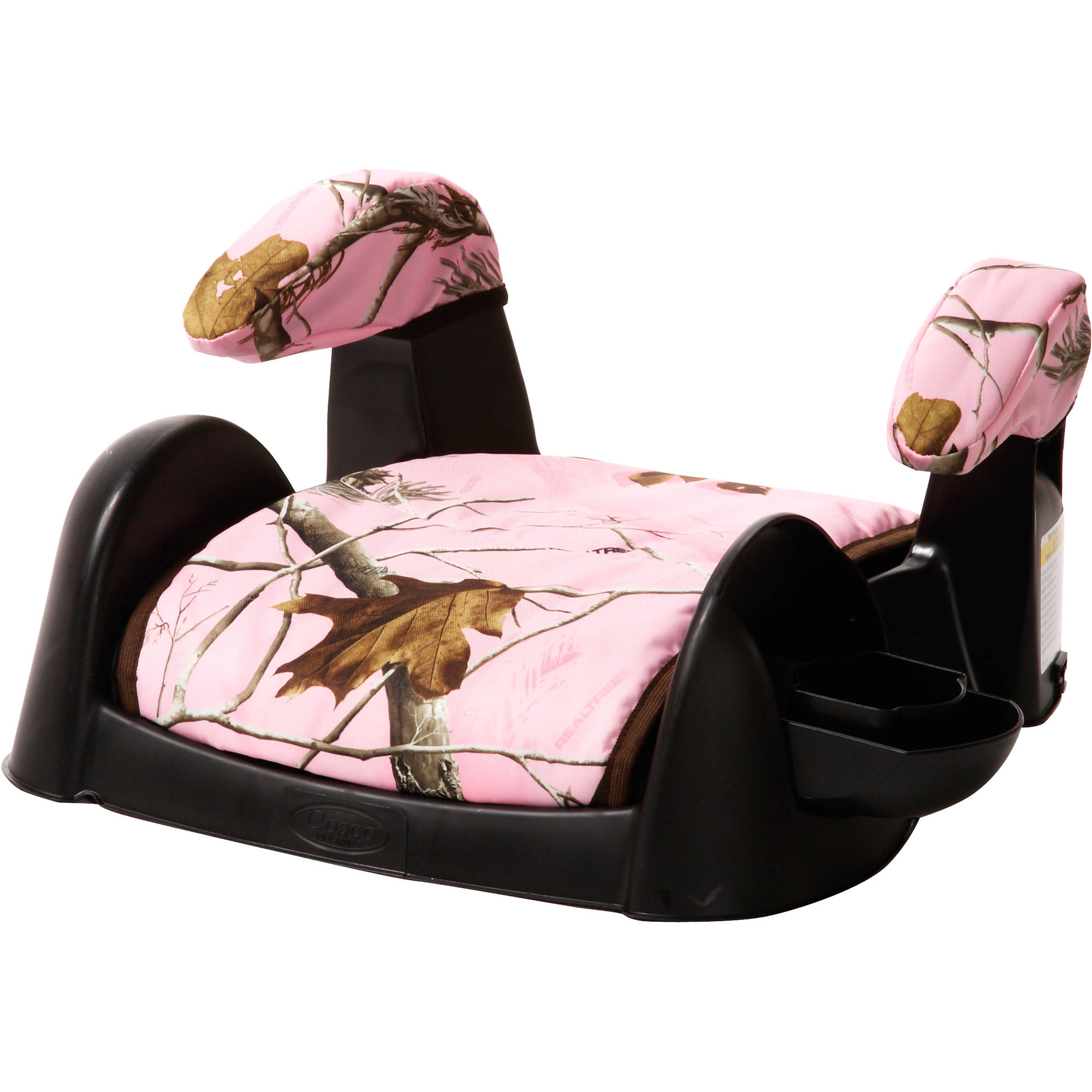 Cosco - Ambassador Booster Car Seat, Realtree Pink