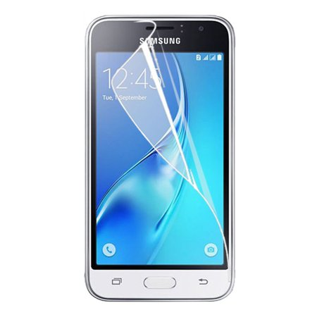 Insten Clear LCD Screen Protector Film Cover For Samsung Galaxy J1 (2016) - image 1 de 1