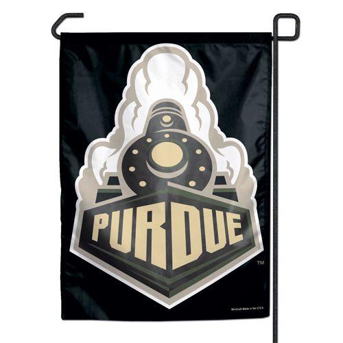 """Purdue Boilermakers 11""""x15"""" Garden Flag"""