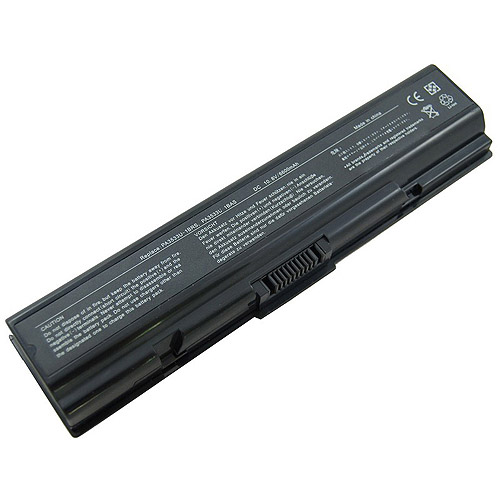 Replacement Battery for Toshiba Equium A200, PA3534U Series Laptop Battery Pros
