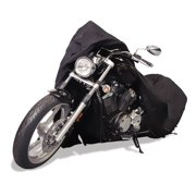Budge Extreme Duty Motorcycle Cover, Waterproof Protection for Storage and Trailering, Multiple Sizes
