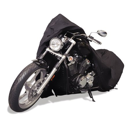 Deluxe Series Motorcycle Covers - Budge Extreme Duty Motorcycle Cover, Waterproof Protection for Storage and Trailering, Multiple Sizes