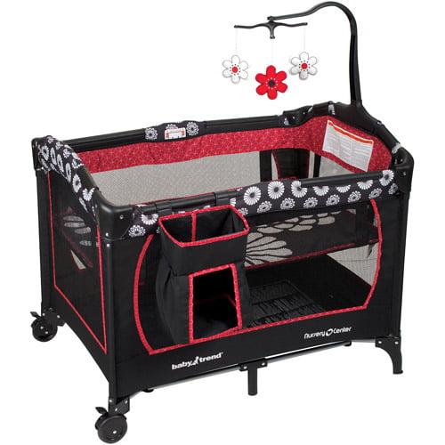 Baby Trend Nursery Center Playard, Mums