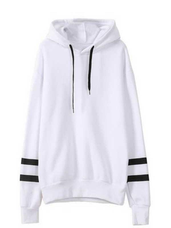 Ropalia Women Hoodies Sweatshirt Casual Hooded Loose Baggy Jumper Pullover Tops
