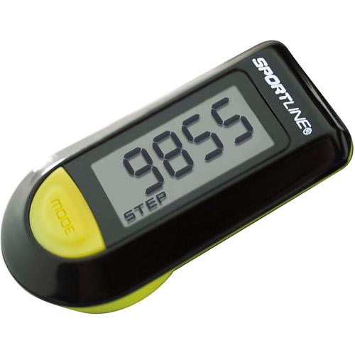 Cheap Sportline Digital Distance Tracker Pedometer, Black Review