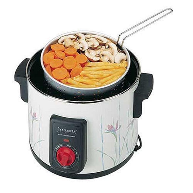 Electric 5.5 Liter Multi Cooker