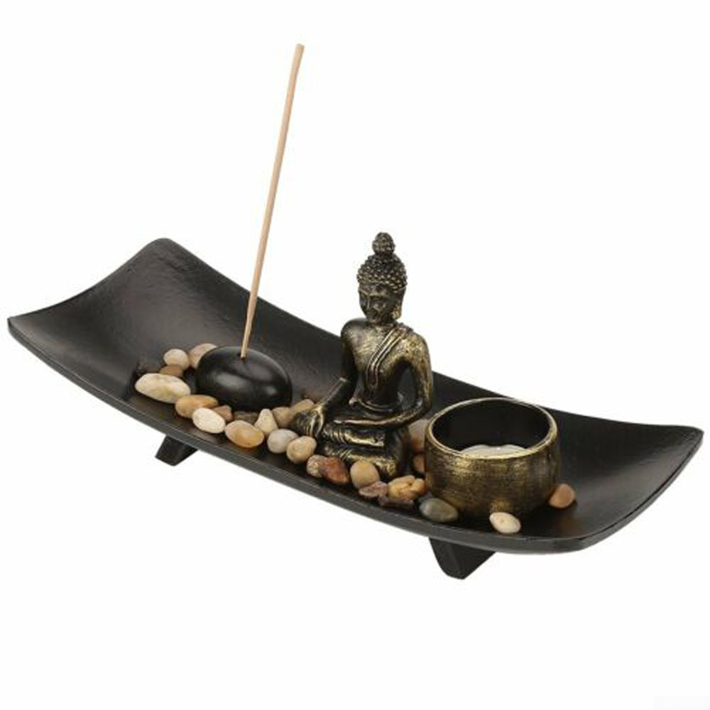 Resin Incense Stick Holder Joss Insence Insense Burner Ash Craft Home Decor Gift