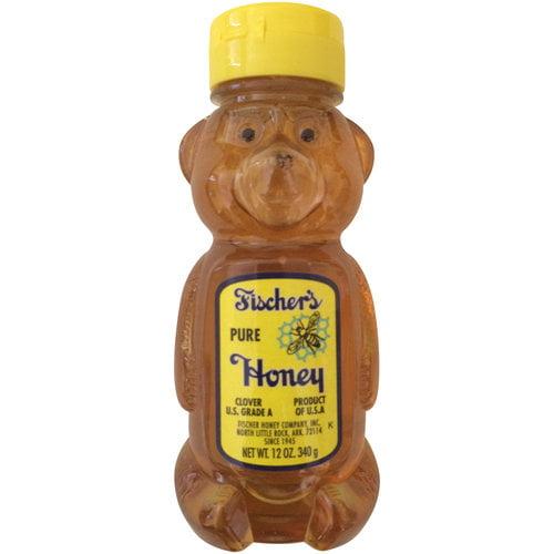 Fischer's Honey Pure, 12 oz by Fischer Honey Co.