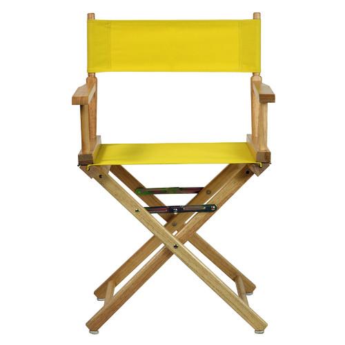 Newport 18 in. Standard Height Directors Chair