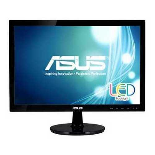 Refurbished ASUS VS207D-P 19.5 HD+ 1600x900 VGA Back-lit LED Monitor