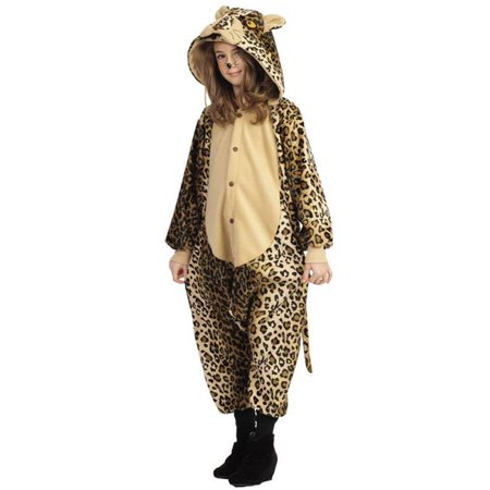 RG Costumes 40173 Large Lux The Leopard Child Costume - image 1 of 1