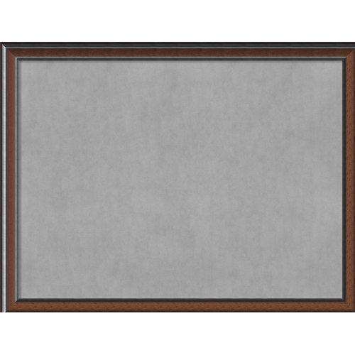 Darby Home Co Framed Magnetic Memo Board