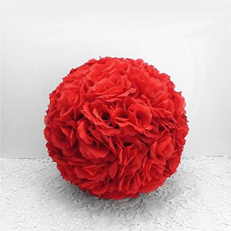 Hot Sale New Hot Sell High Quality Color Size Most Select Rose Pomander Flower Kissing Ball Party Decoration Best Price