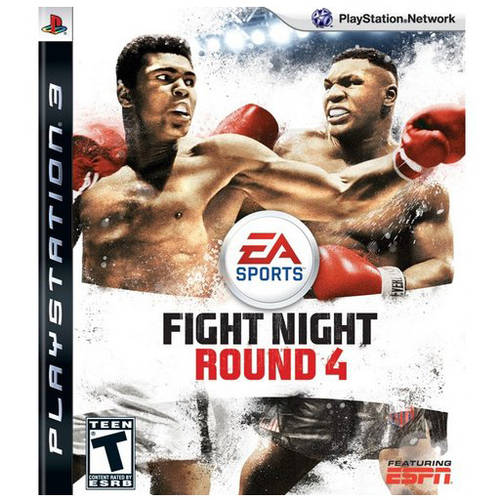 Fight Night Round 4 (PS3) - Pre-Owned