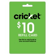 Cricket Wireless $10 e-PIN Top Up (Email Delivery)