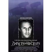 Dances With Wolves Movie Poster 24x36