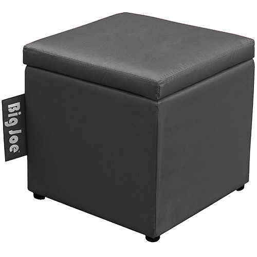 """Big Joe 15"""" Square Ottoman, Multiple Colors by Comfort Research"""