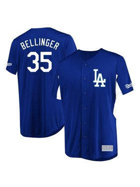 Cody Bellinger Los Angeles Dodgers Majestic MLB Jersey - Royal