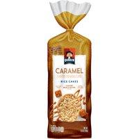 Quaker Gluten-Free Caramel Flavored Rice Cakes, 6.5 Oz.