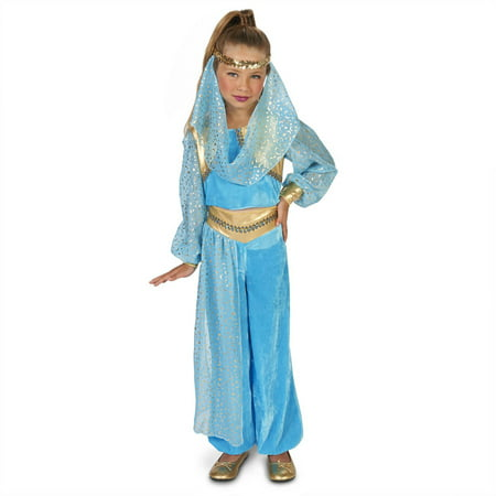Magical Genie Child Halloween Costume - Genie Child Costume