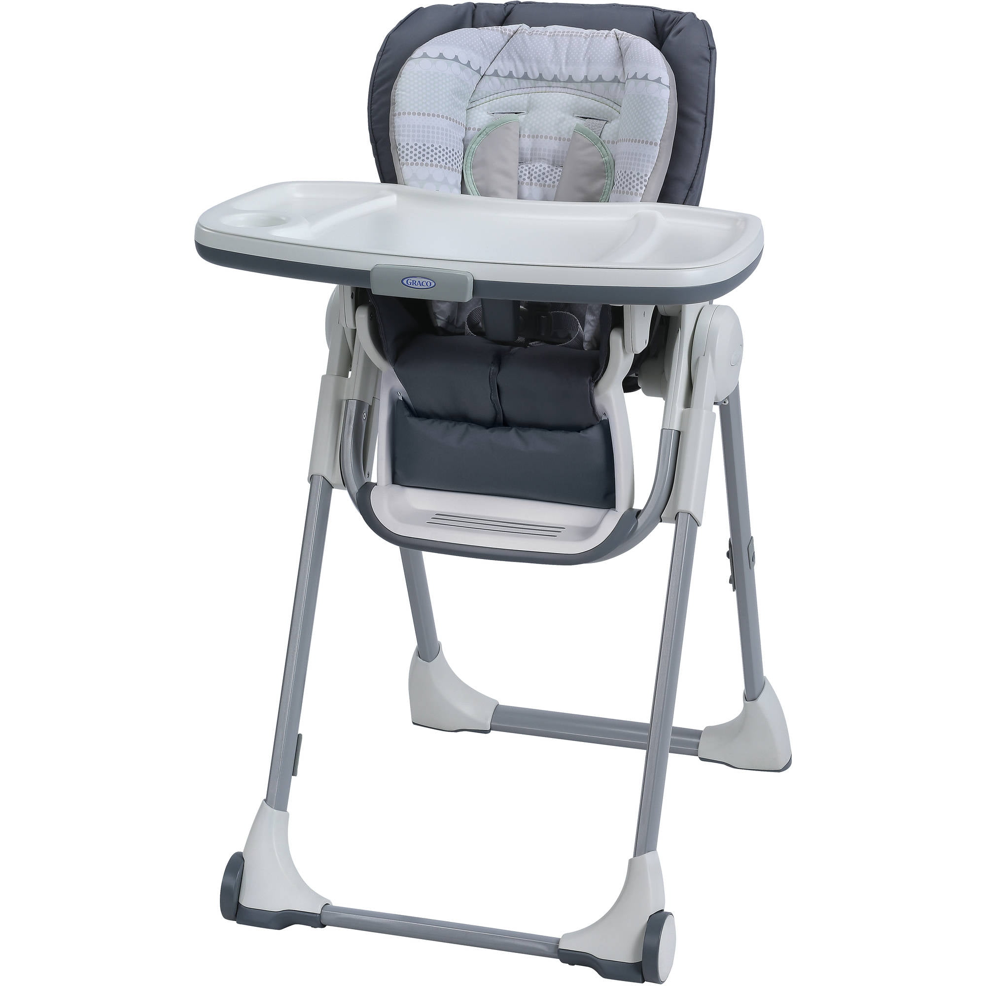 Graco Swift Fold LX High Chair Mason Walmart