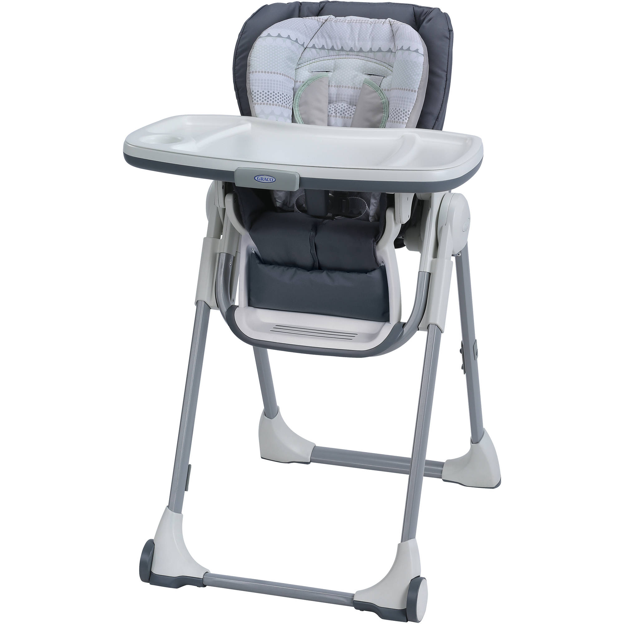 Graco Swift Fold LX High Chair, Mason