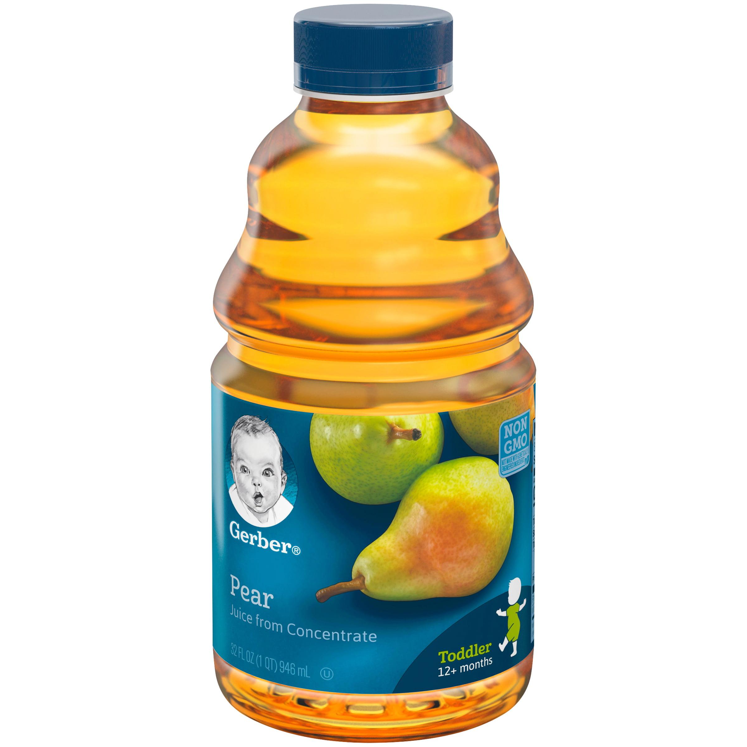 Gerber Pear Juice 32 fl. oz. Bottle