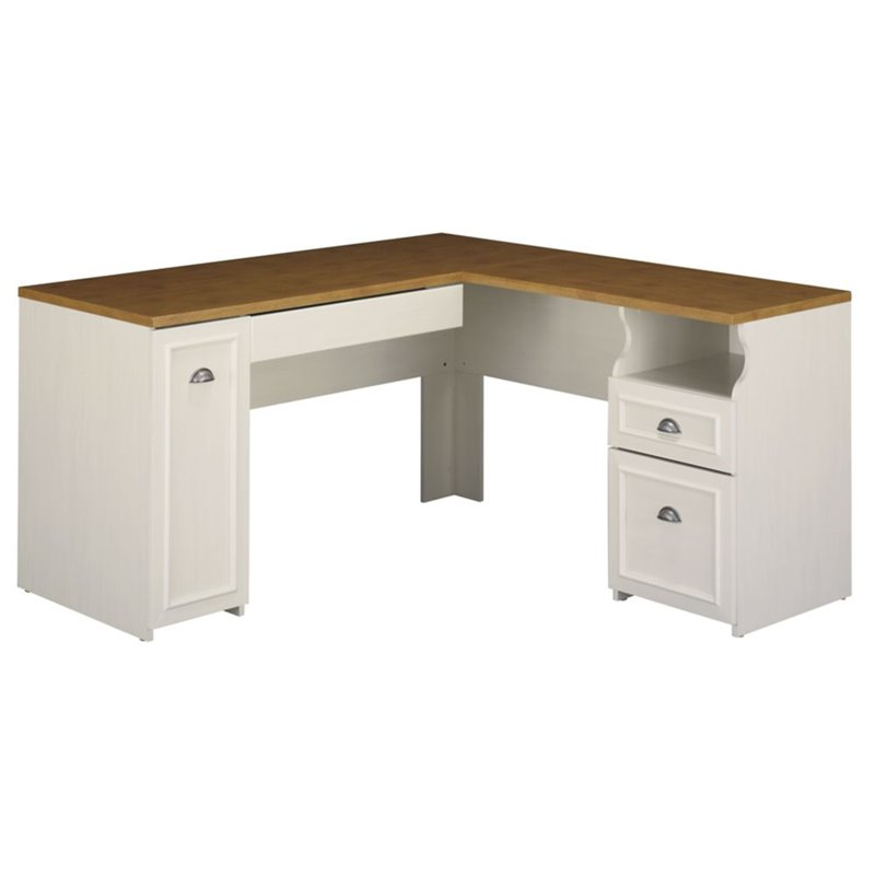 Bush Furniture Fairview Collection L Desk   Component 2