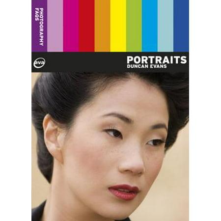 Photography FAQs: Portraits - eBook
