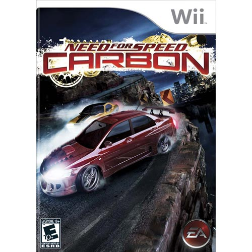 Wii-need For Speed:carbon